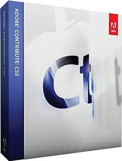 Adobe Contribute CS5 Upgrade [Mac] (vf) (B003B32948) | Amazon Products