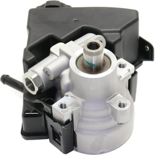 Grand Am 94-03 w//Reservoir Power Steering Pump compatible with Achieva 94-98