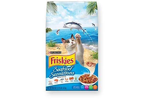 Friskies Nestle Seafood Sensations Cat Food (3 kg) (B07PVVDKW3) Amazon Price History, Amazon Price Tracker