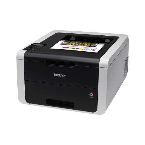 Brother HL-3170CDW Color Laser - Brother HL-3170CDW Color Laser Printer (23 ppm) (333 MHz) (128 MB) (8.5