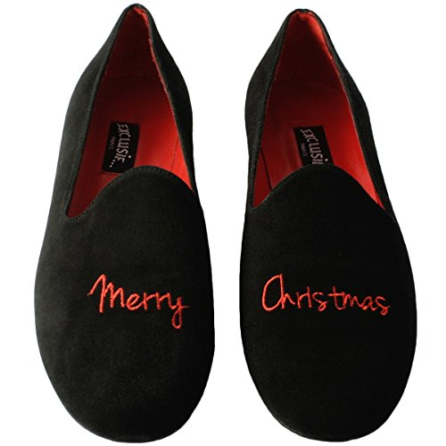 Paris Merry Exclusif Paris Noir Exclusif Mocassins O466Fq