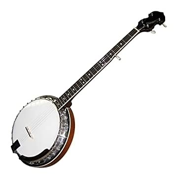 how to put on banjo string