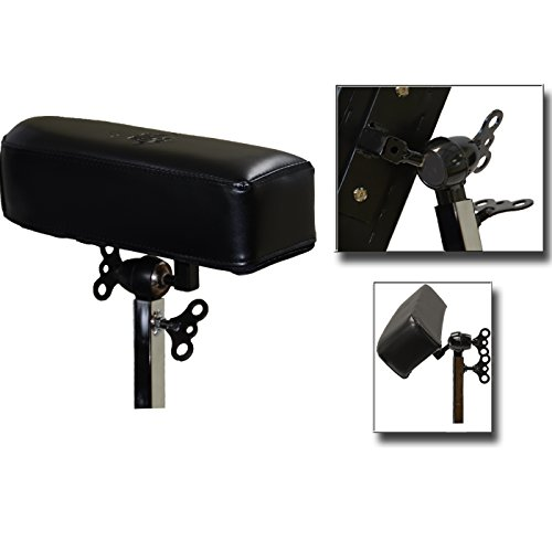 Arm Rest ONLY for InkBed IB-488 Hydraulic Client Tattoo Massage Bed Table Studio Equipment (for NEW IB-488 ONLY) by InkBed