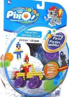 PixOs Deluxe Refill Circus