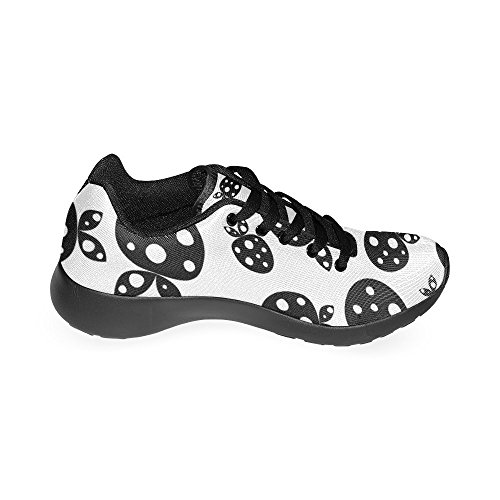 Interestprint Femmes Cross Trainer Chaussures De Course Jogging Sport Léger Marche Athlétisme Sneakers