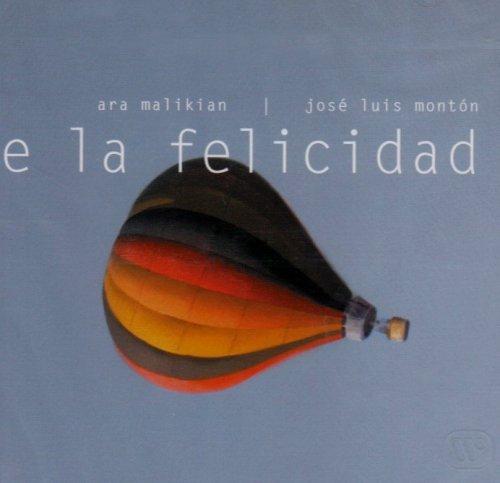 CD : Ara Malikian - De La Felicidad (Spain - Import, 2PC)