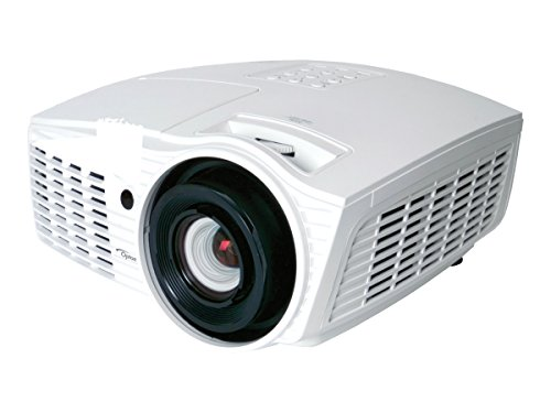 Optoma EH415e Full 3D 1080p 4200 Lumen DLP Projector with HDMI 1.4a, Vertical Lens Shift, Zoom, 15,000:1 Contrast Ratio and LAN Control