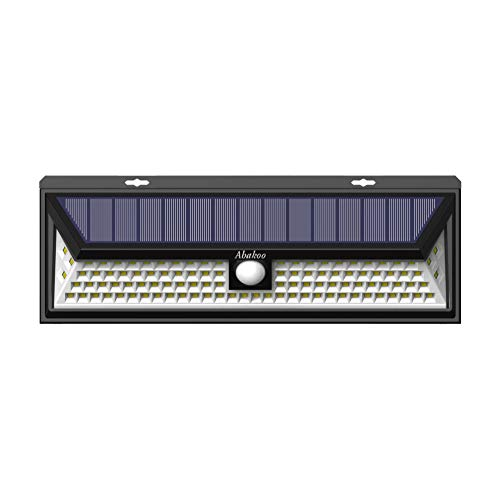 Abakoo Rv Motion Sensor Light Solar Lights Outdoor 102