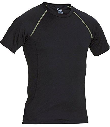 Stanno Sport Unterwaesche T-Shirt K.A. (Schwarz)