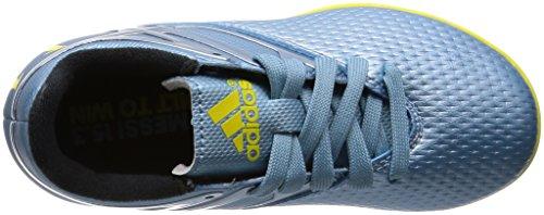 adidas Messi 15.3 TF J - Botas para niño Azul / Amarillo / Negro