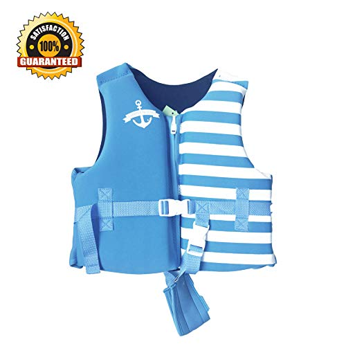 FORNY Kids Life Jacket Children Watersport Classic Series Swim Vest