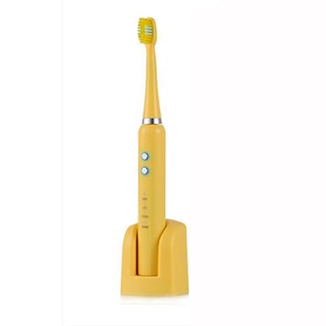 NAN Cepillo de dientes eléctrico Adulto Carga inductiva inalámbrica Sonic Automático Pelo suave Cepillo de dientes