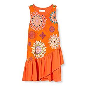 Desigual Girl's Vest_chicoloapan Dress