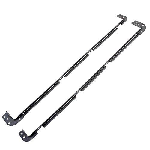 Dell Inspiron 17 N7010 Left & Right Bracket Rails Set 17.3