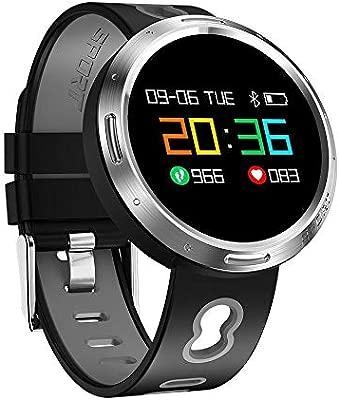 PowerLead Fitness Tracker, X9-V0 Blood Heart Rate IP68 Pulsera ...