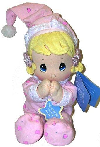 Precious Moments Prayer Pal Doll - Girl (Precious Day Girls Doll)