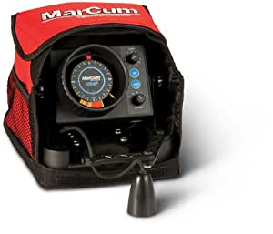 Marcum vx 1 pro ice fishing sonar system for Marcum ice fishing