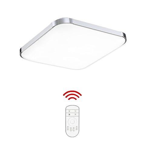 Hengda® 36W Modern LED Deckenleuchte Deckenlampe Wohnzimmer bad ...