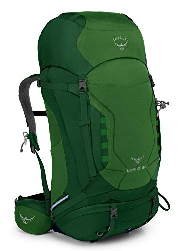 Mochila Osprey Kestrel 68 jungle green (verde) S/M: Amazon.es: Deportes y aire libre