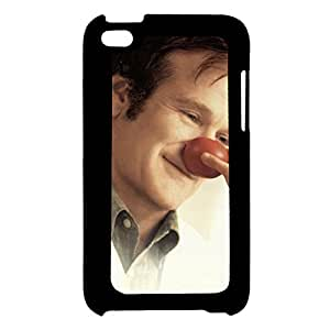 Generic Design With Robin Williams For Ipod Touch 4 Clear Back Phone Cover For Girl Choose Design 1