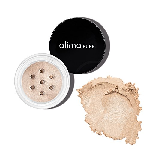 Alima Pure Pearluster Eyeshadow - Champagne