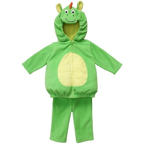 Baby Dragon Dinosaur Costumes (Carter's Halloween 2 Pc Costume - Dragon-6-9 Months)