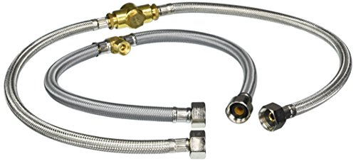 American Standard 033758-0050A Tee and Hose Kit by American Standard