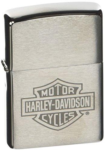 Zippo Harley-Davidson Engraved Pocket Lighter