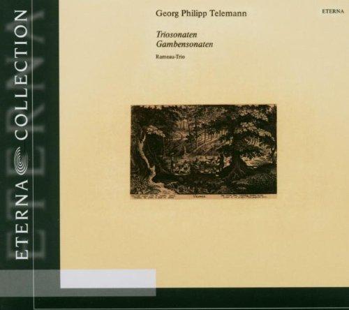 (Trio Sonatas by Telemann)