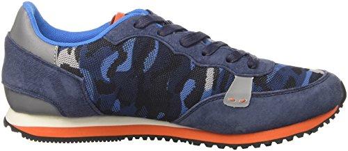 Multicolore Oceanblue Sneaker Cesar Gaudì Uomo qgawtSv