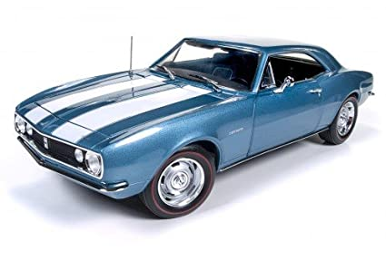 Amazon com: Autoworld AMM1101 1967 Chevrolet Camaro Z/28