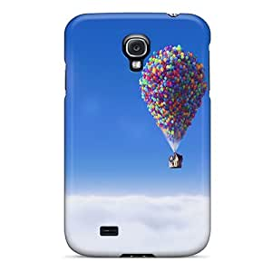 Ideal JeffMclaren Case Cover For Galaxy S4(up Baloons), Protective Stylish Case