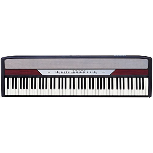 Learn More About Korg SP250BK - 88 - Key Popular Portable Piano Package, Black