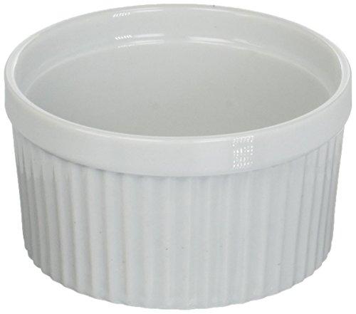 Harold Import Company 98009 Porcelain (Hic Porcelain Souffle Dish)