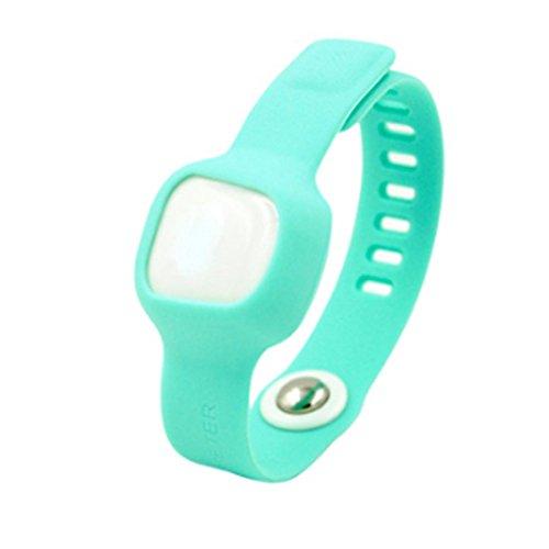 Щит Digital Smart Wireless ребенок ребенок Термометр Фиксатор лучезапястного сустава Здоровье электронные мониторы Termometro Green