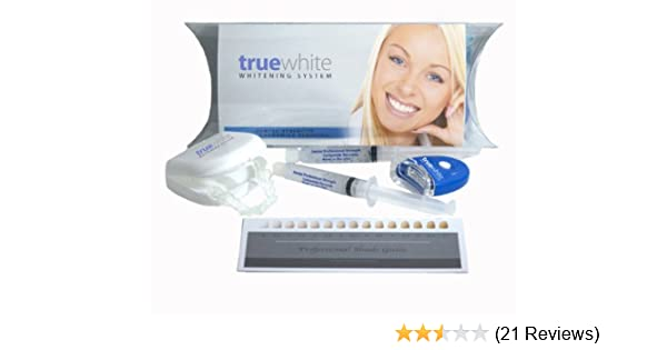 Amazon.com : True White Teeth Whitening System, 9 Ounce : Tooth Whitening  Systems : Beauty