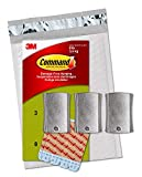 3m picture hangers - Command Jumbo Universal Picture Hanger, 3 Hangers (PH048-3NA) - Easy Open Packaging