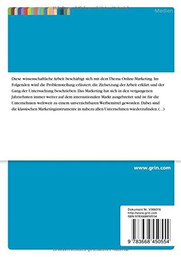 Instrumente-Des-Online-Marketings-Affiliate-Marketing-E-mail-Marketing-Virales-Marketing-German-Edition