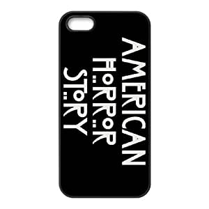 American Horror Story DIY Cover Case with Hard Shell Protection for Iphone 5,5S Case lxa#275631