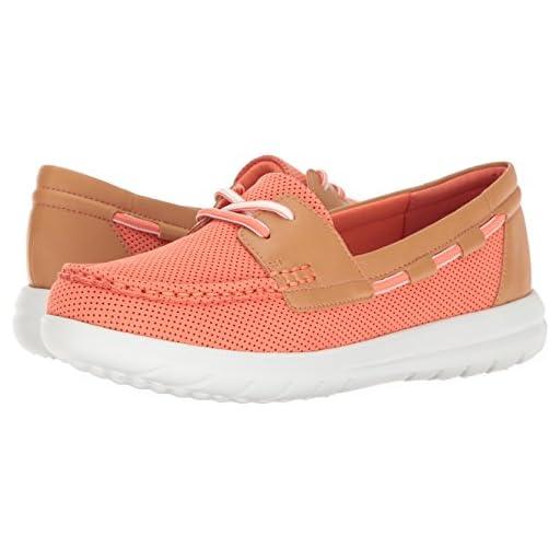 249c91538 Clarks Women s Jocolin Vista Boat Shoe