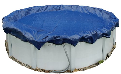 Blue Wave Gold 15-Year 24-ft Round Above Ground Pool Winter