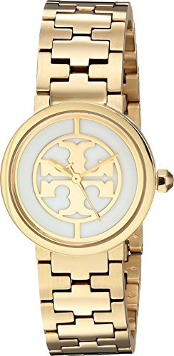 Tory Burch Women's Reva - TBW4011 Gold One Size