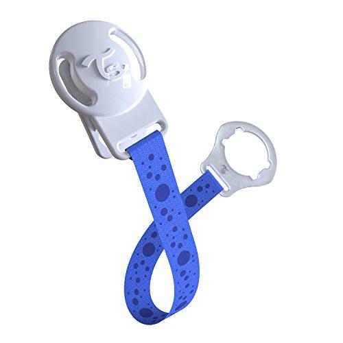 Twistshake Pacifier Clip Blue