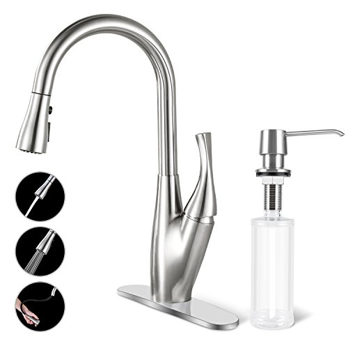 Kitchen Aoleca Faucets Sprayer Dispenser product image