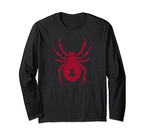 with Black Widow T-Shirts design