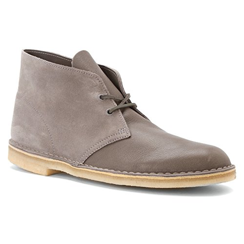 Clarks Desert Boot Mens Storm Leather