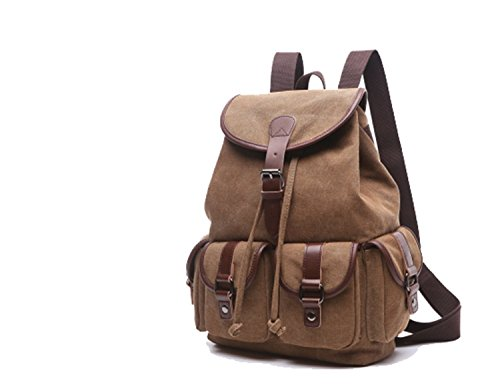 MA GLLER New canvas shoulder bag fashionable backpack leisure