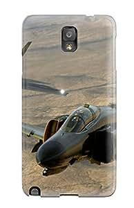 Hot 3004264K96998146 Galaxy Note 3 Hybrid Tpu Case Cover Silicon Bumper Air Squadron