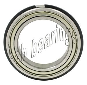 6006ZZNR Shielded Bearing Snap Ring 30x55x13