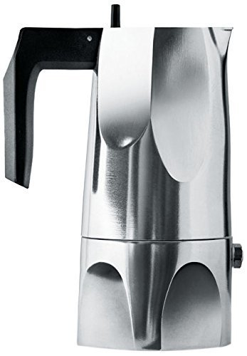 Ossidiana Espresso / Coffee Maker Size: 1 Cup by Alessi